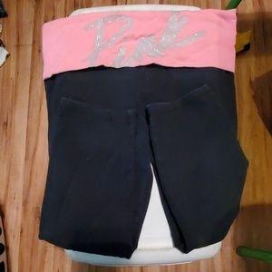 Victoria Secret Yoga Capris size small